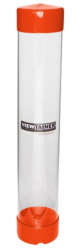"Viewtainer Standard Series <br>   2.75"" x 18""   <br>  (7 x 46cm)"