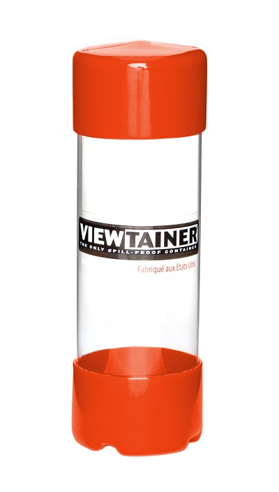 "Viewtainer Standard Series  <br>  2"" x 6""    <br>    (5 x 15 cm)"