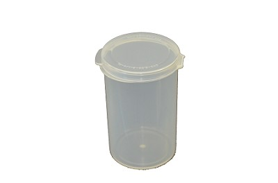 Hinged Small Clear Container <br> 2